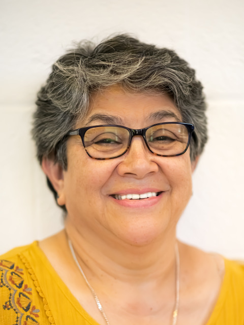mrs. lupe moreno - Art & Library Manager