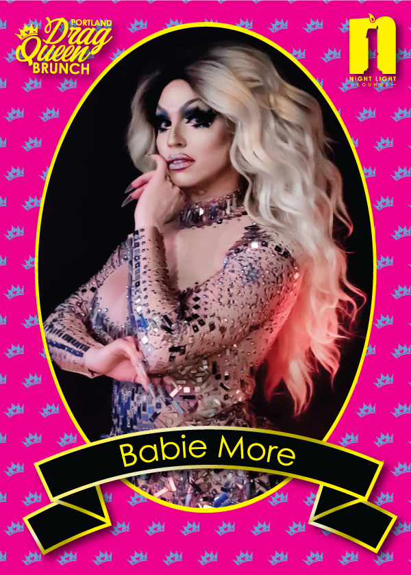 BABIE MORE - Babie More has toured the World with her art, literally! Recruited at the age of 17 by one of the leading dance companies out of the Philippines, Babie taught and toured through Asia for years before performing on several productions for a major cruise line.