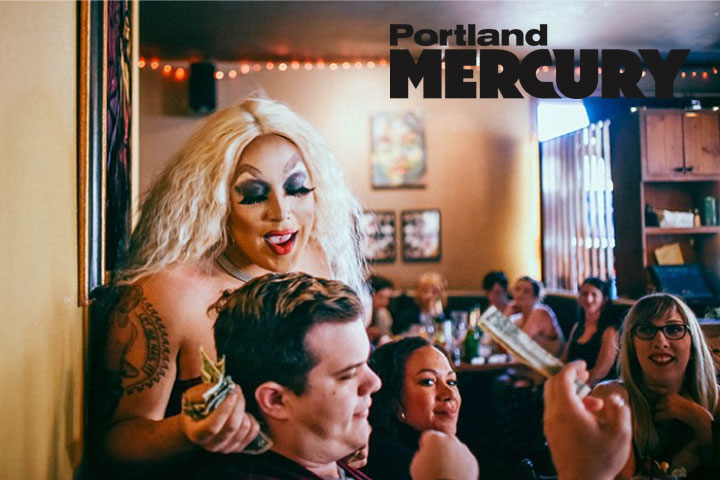 """The Unique Flavors of Portland's Drag Brunches"" - by  Suzette Smith  6/6/2019"