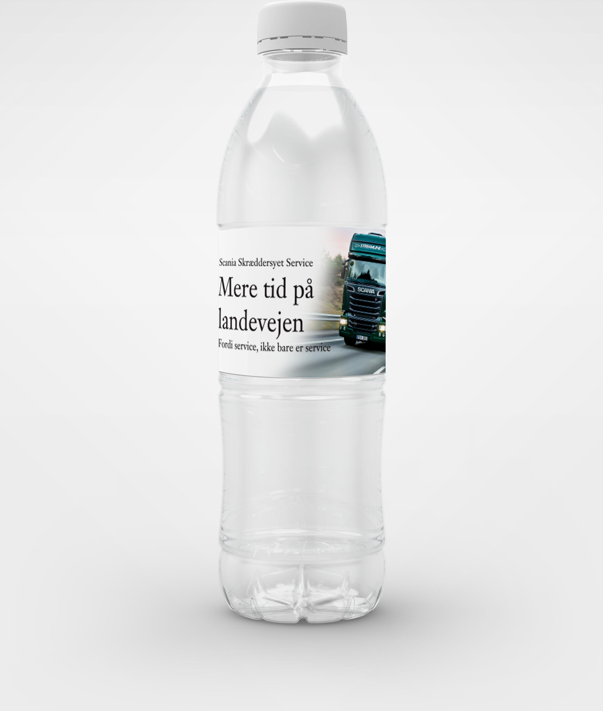 Vandflaske for SCANIA
