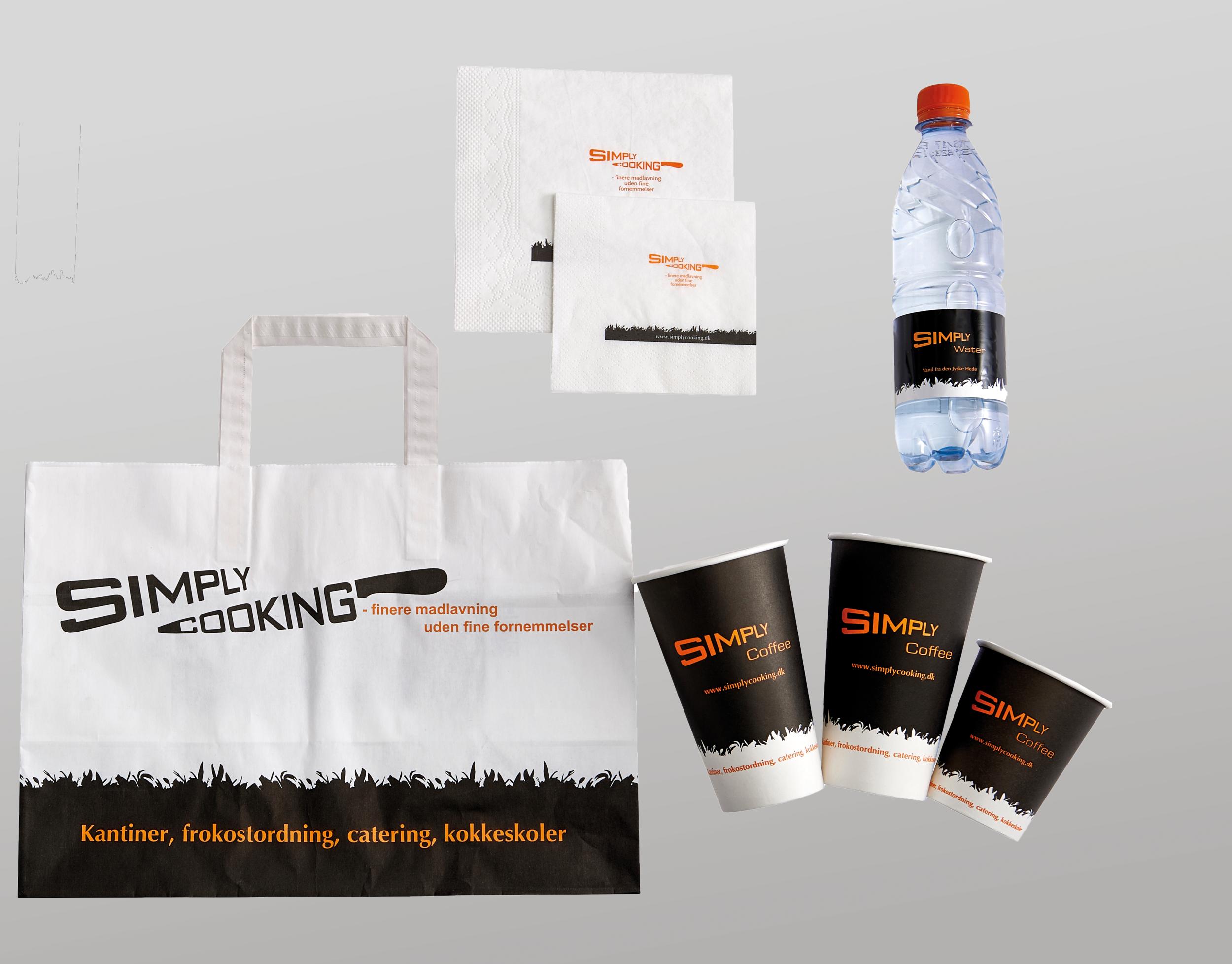 Emballage i mange varianter for BUNZL