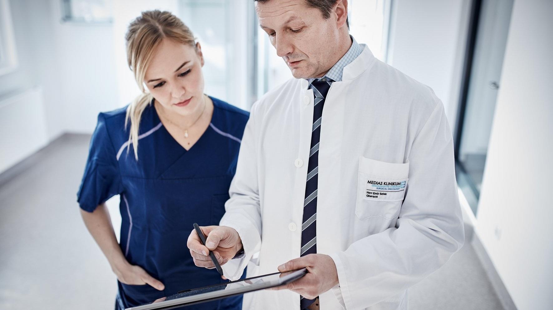 studie - Tumorkontrolle und Lebensqualität bei Patienten mit Kopf-Hals-Tumoren nach RCT