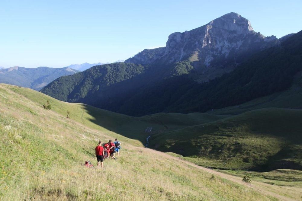 Trail Running Albania