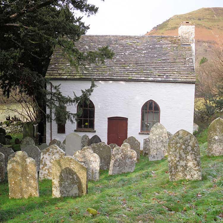 Baptist Chapel at Capel-y-ffin