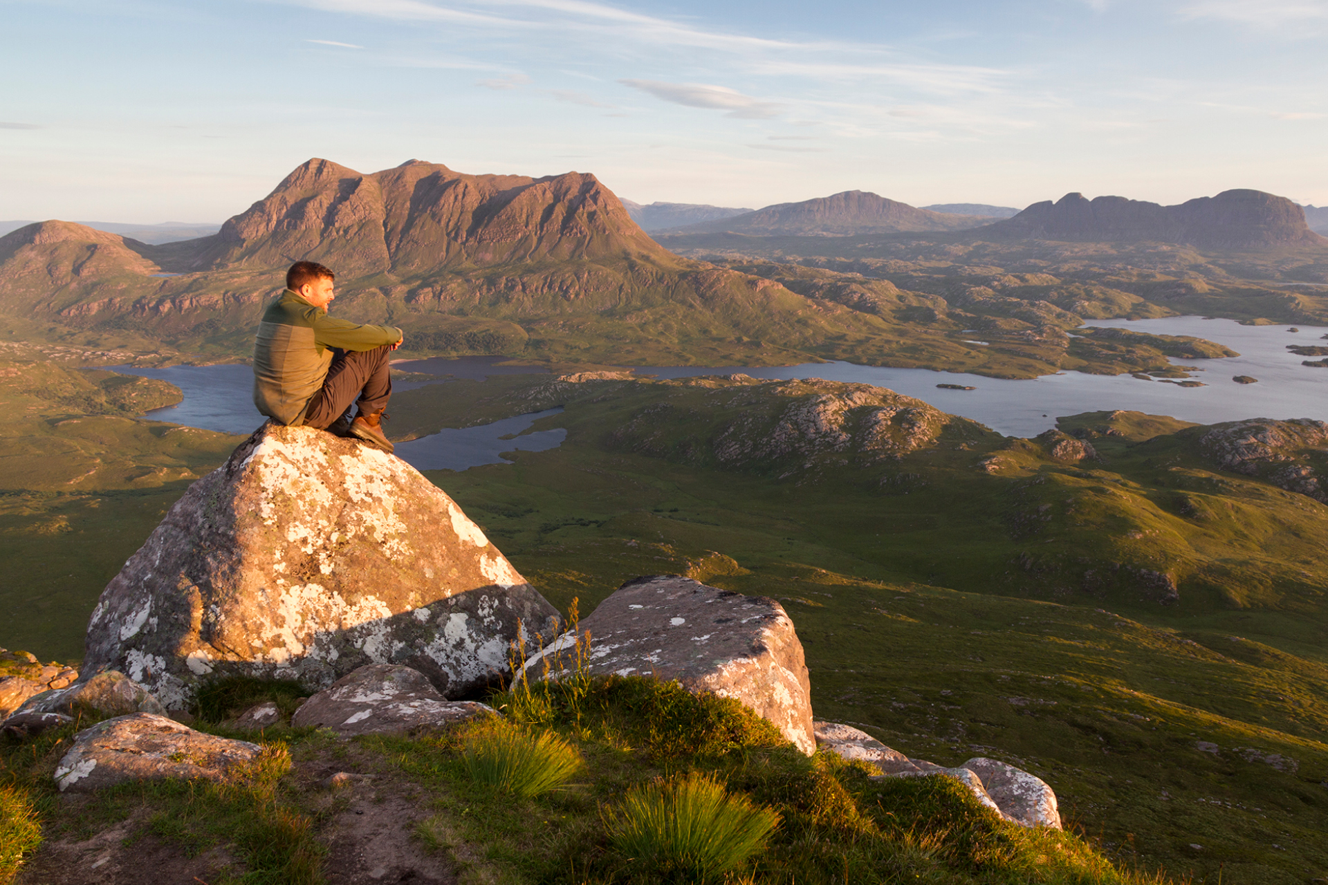 Rewilding makes us healthier. - People's health and wellbeing can be transformed by spending time in wild nature. A flourishing natural world helps us all feel better and especially supports children's physical and personal development.