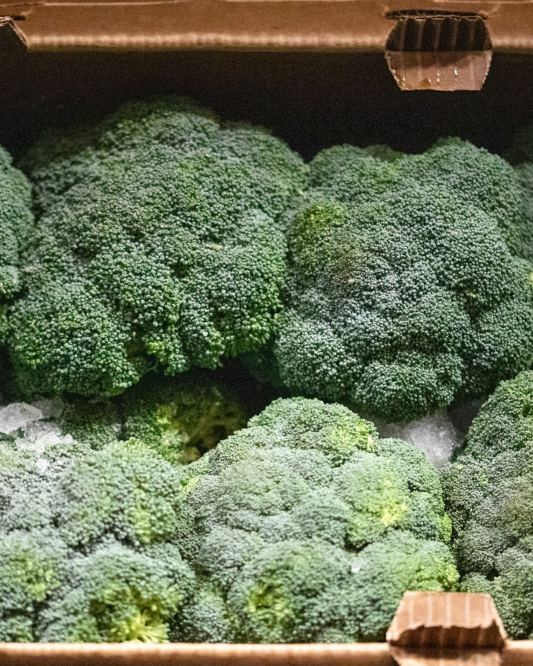 broccoli - Locally Grown