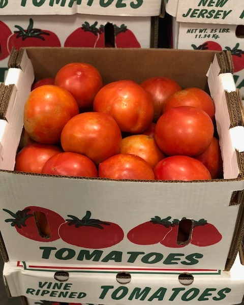 tomatoes - Locally Grown