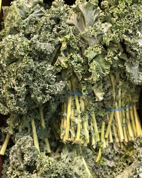 kale - NJ Grown