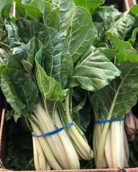 green swiss chard - Locally Grown
