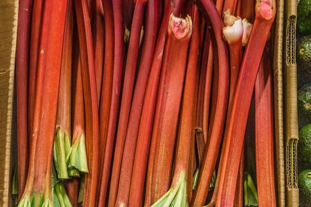 Rhubarb -
