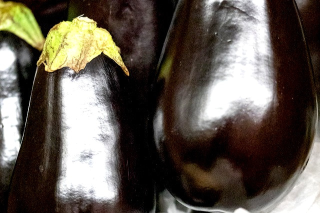 Eggplant -