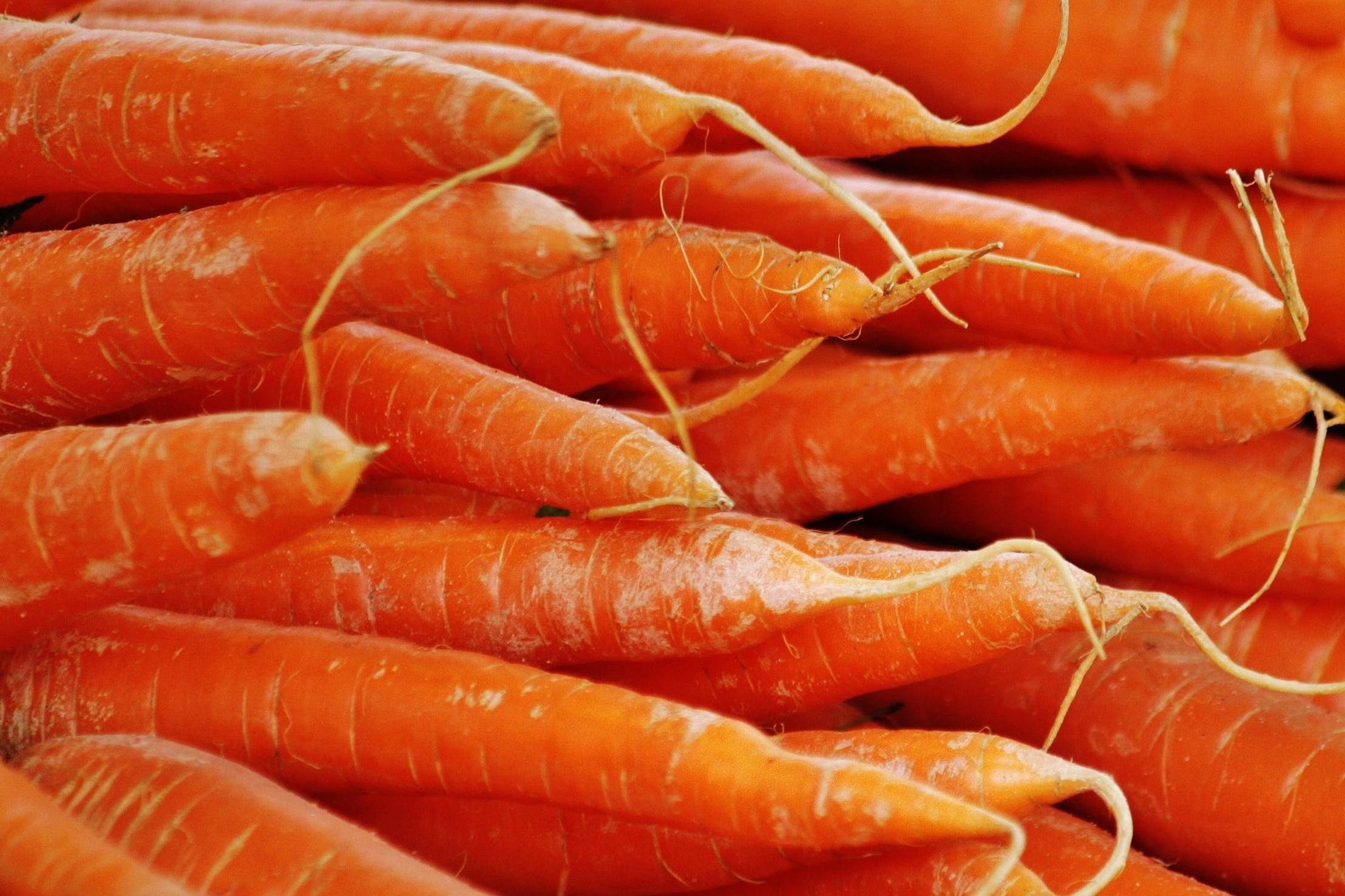 Carrots -