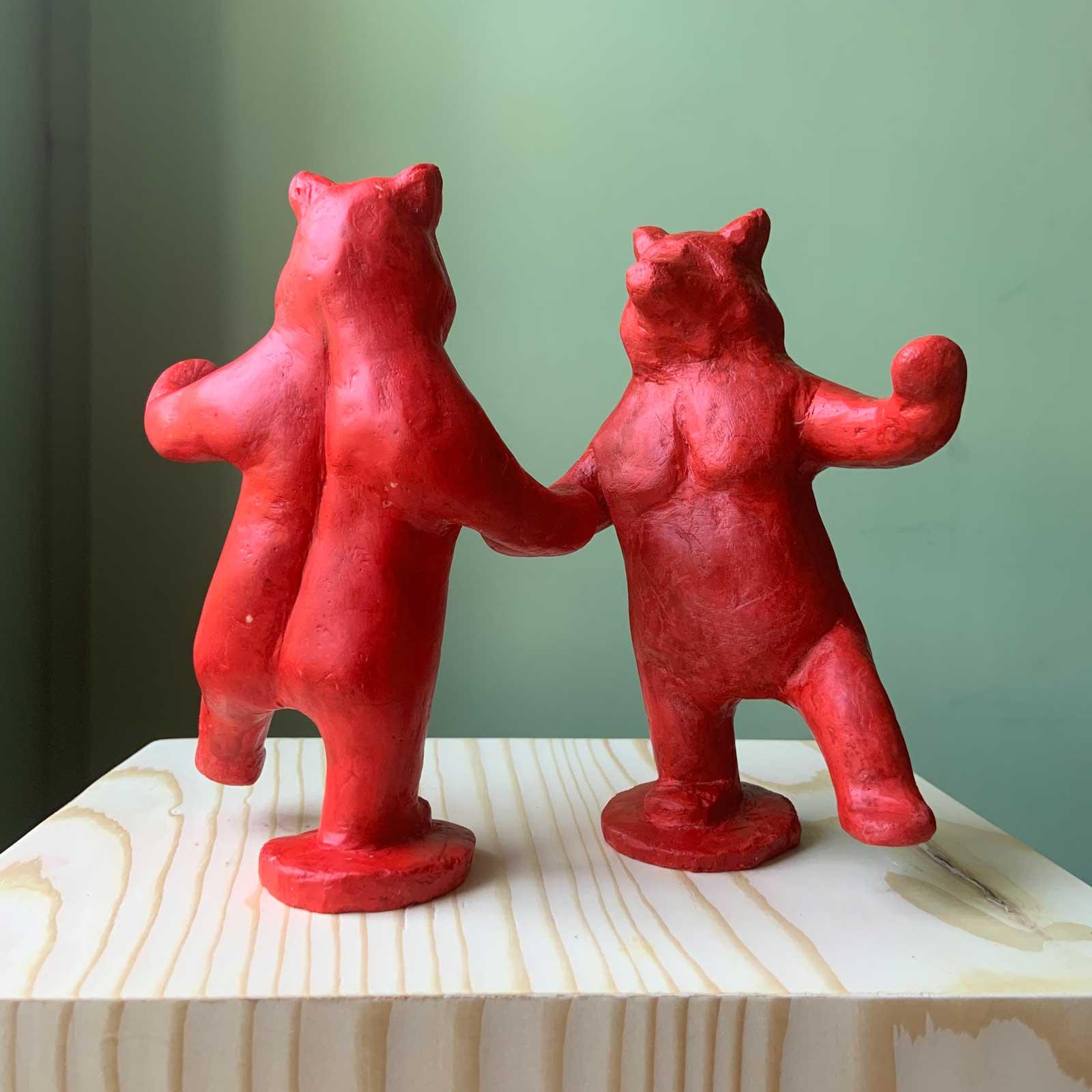 Mini Dancing Bears