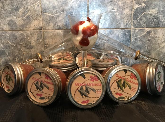 Sea Salt Caramel Sauce – Grace Granola.png