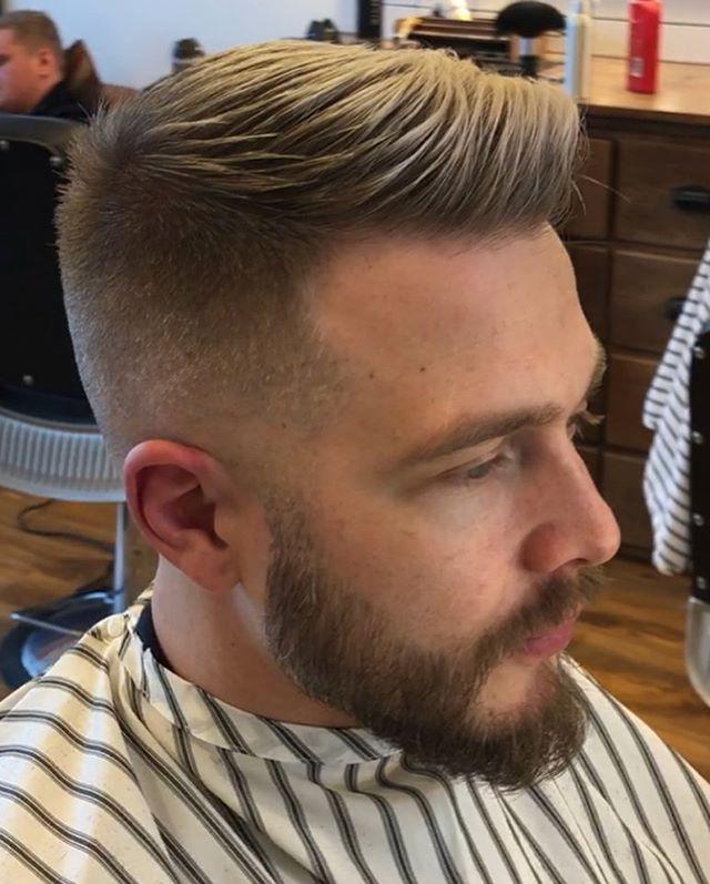 Finished image of the video . #fuckphotoshop @barberroom  #barbershop #barber #fade #menshair #mensstyle