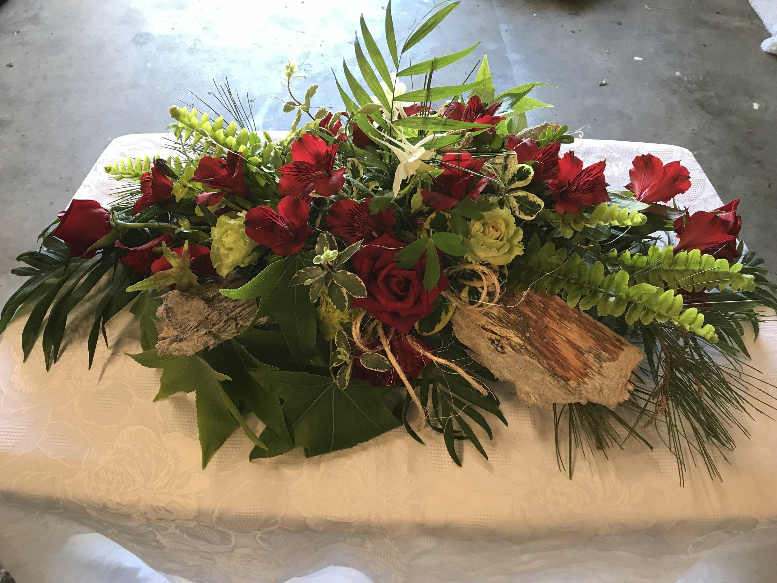 Wedding Headtable Centerpiece - FLO 504
