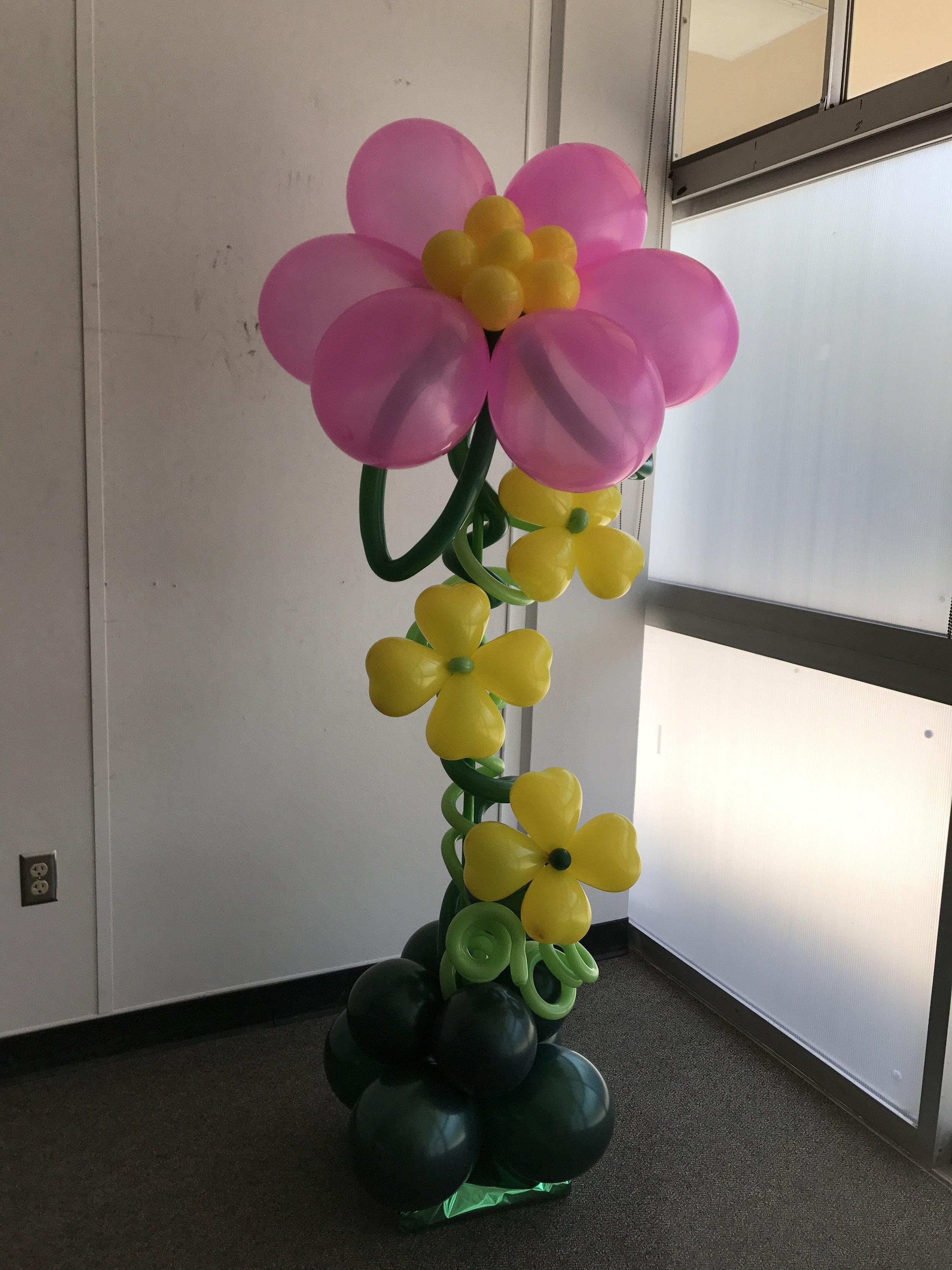 Flower Column - BAL 017