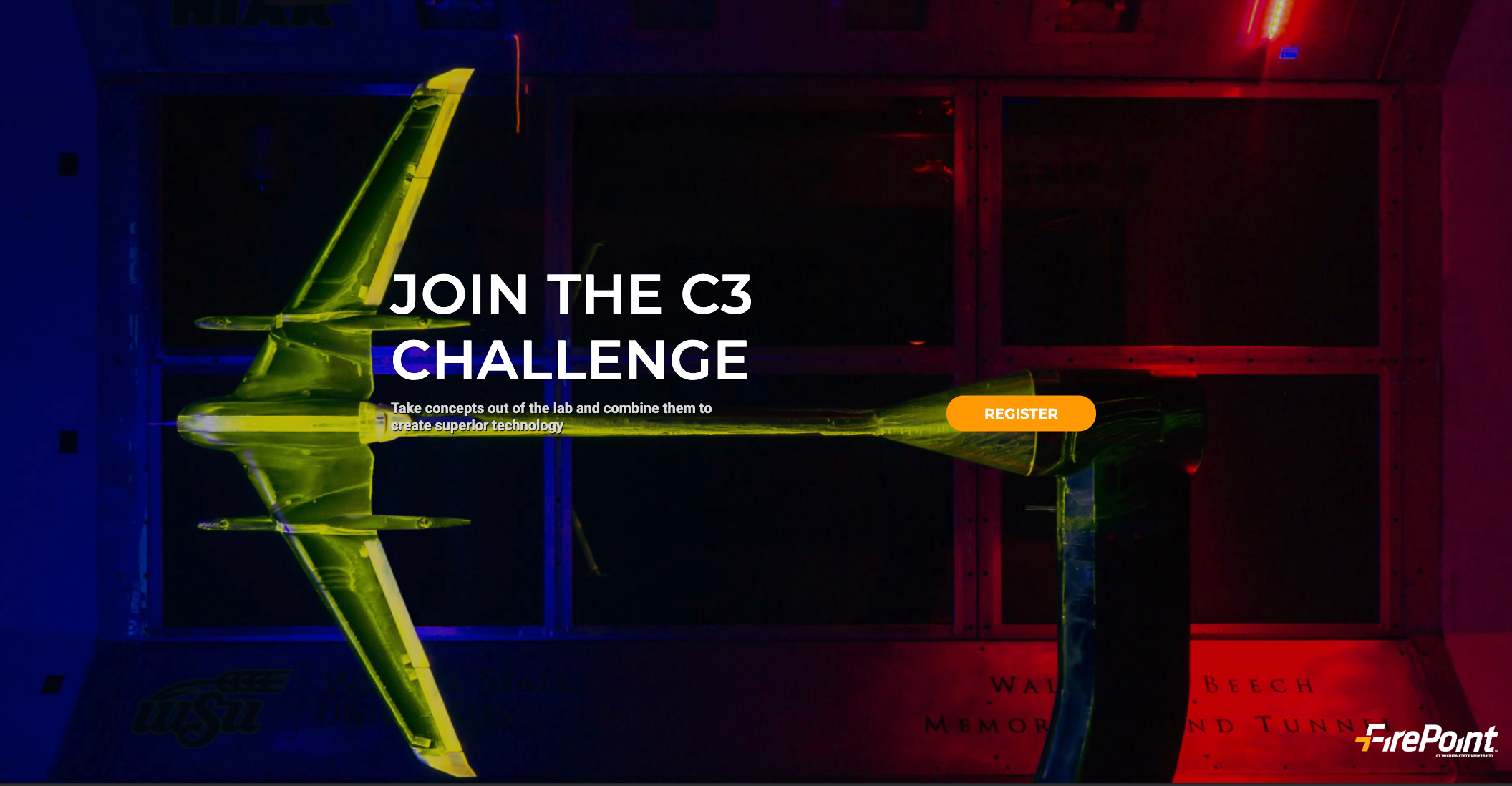 C3 Competition - FirePoint's national competition to demonstrate next-generation UAS technology through creation, collaboration and convergence among university teams.
