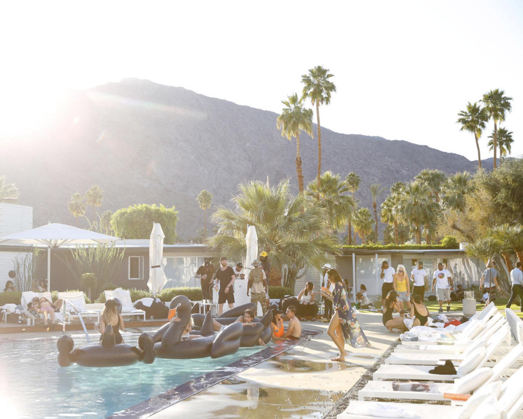 CK x Coachella