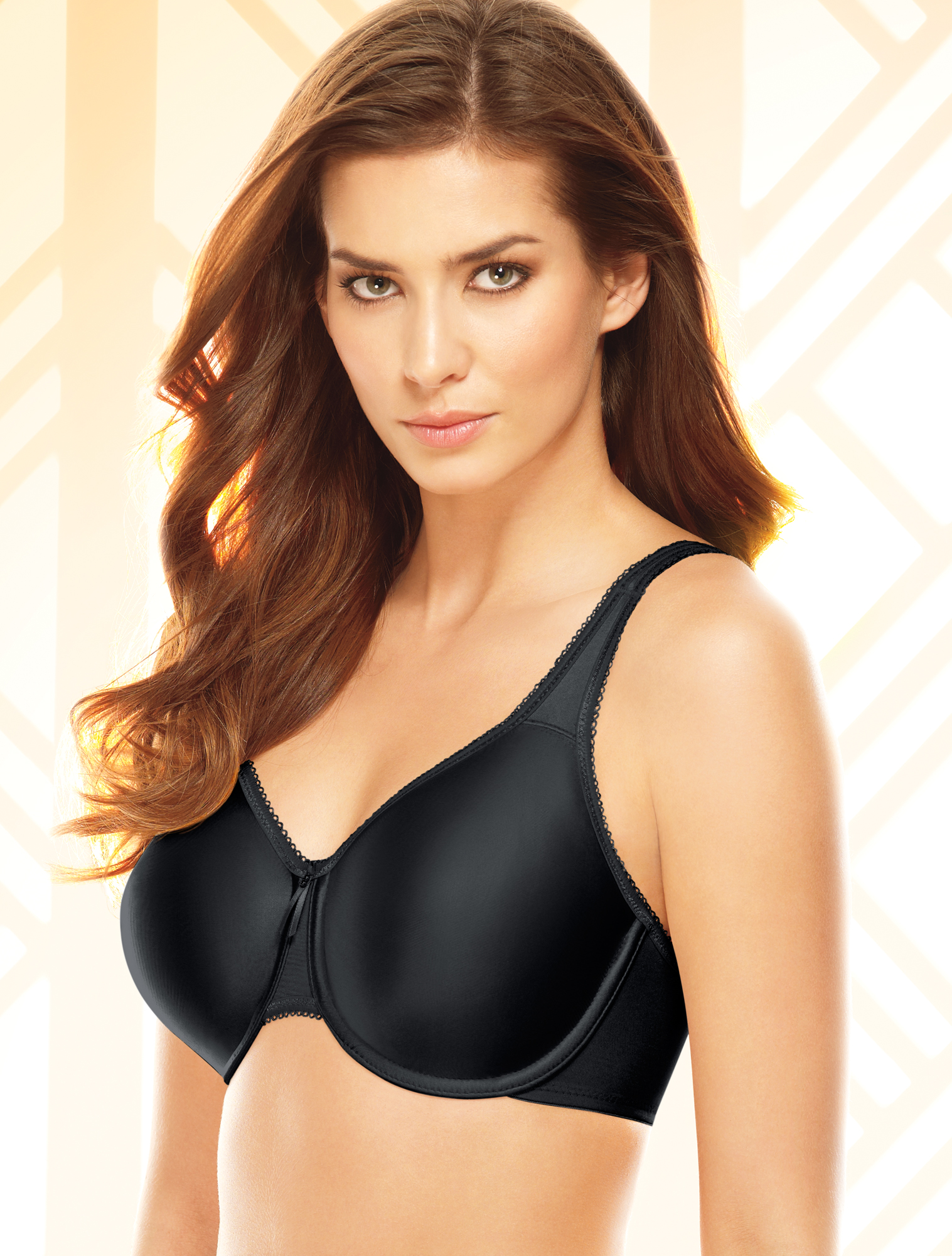 Basic Beauty Full Figure Bra by Wacoal