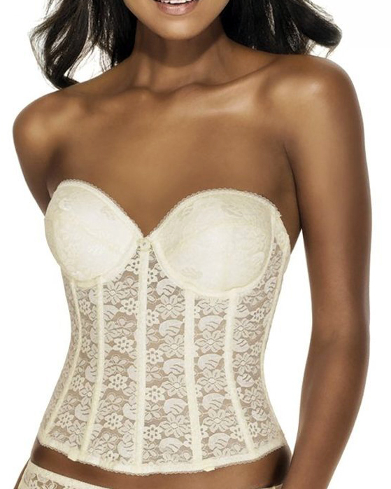 Lace Bustier by Dominique