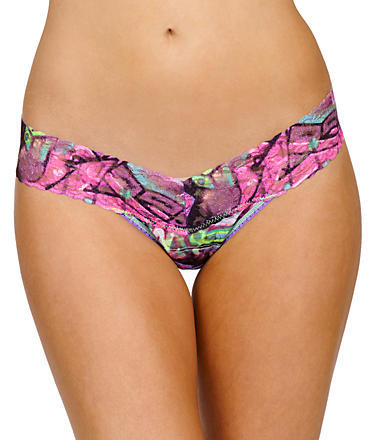 Low Rise Thong by Hanky Panky