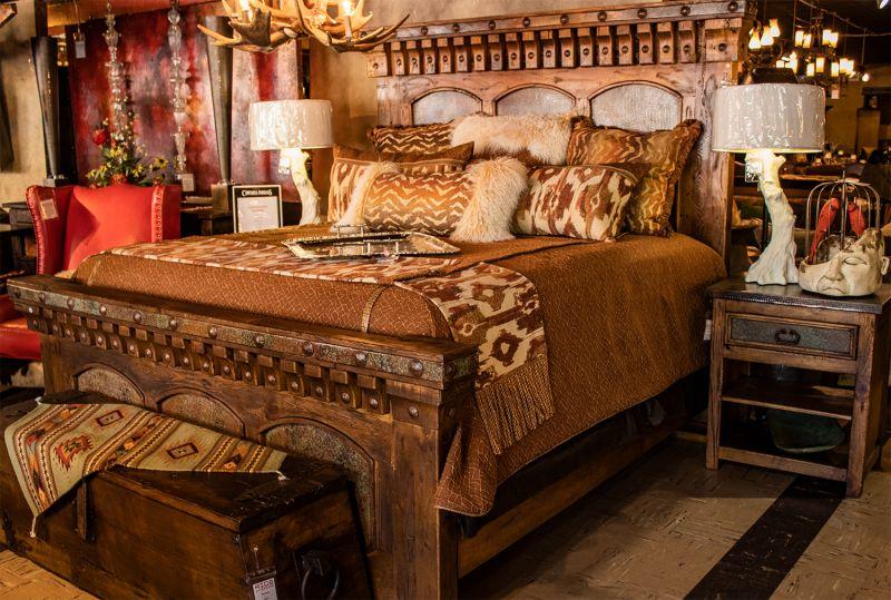 Morocco II King Bed