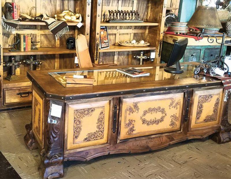 El Patron Mesquite Desk