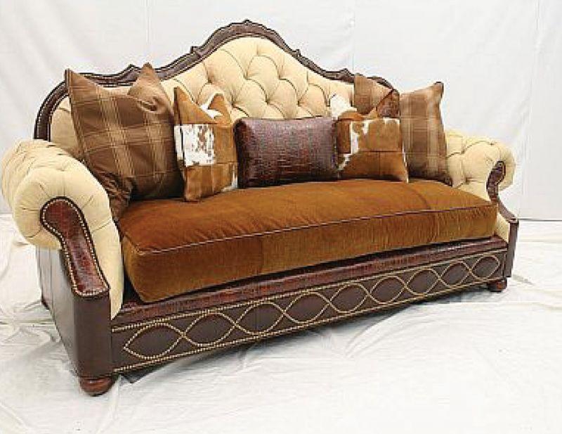Old Hickory Sofa