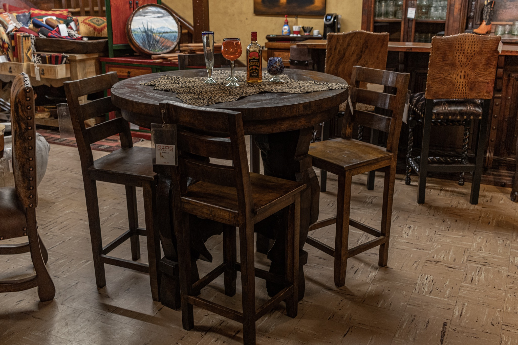 Cheyenne Bar Table