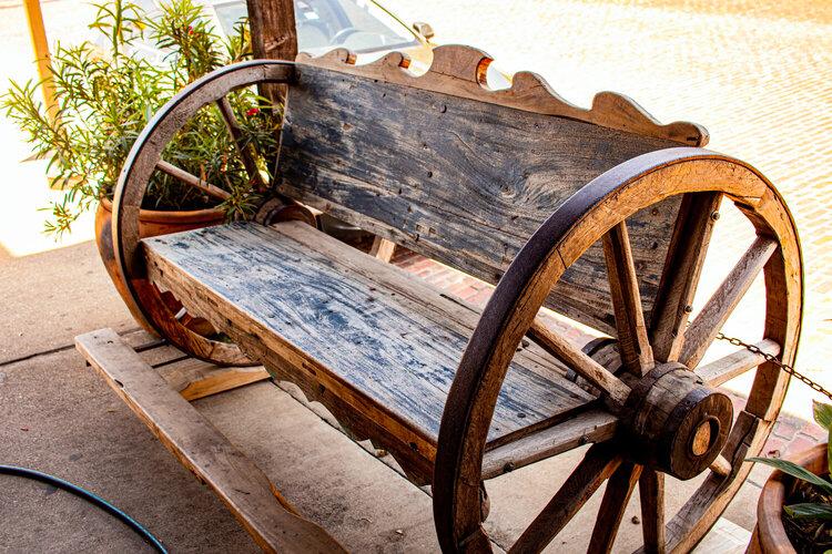 Rustic Furniture Southwestern, Patio Furniture Fort Worth