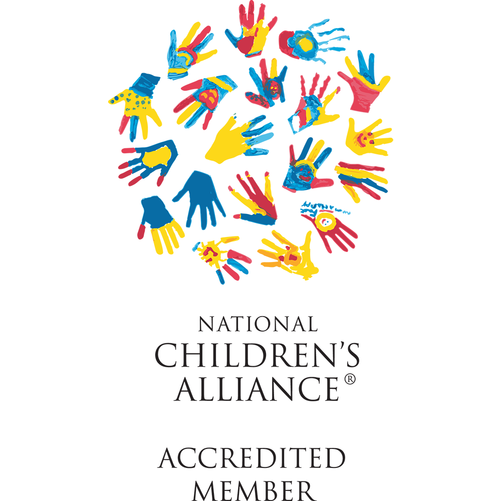 national accreditation - The Children's Advocacy Center of Northeast Michigan is accredited through the National Children's Alliance.
