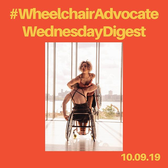 Read at TravelEZBlog.org — Are you a Wheelchair User or Accessibility Advocate? Then read on! The ultimate skim on what's going on in the accessibility world.  #WheelchairAdvocateWednesdayDigest