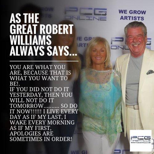 Robert Williams and Wife Deborah Williams