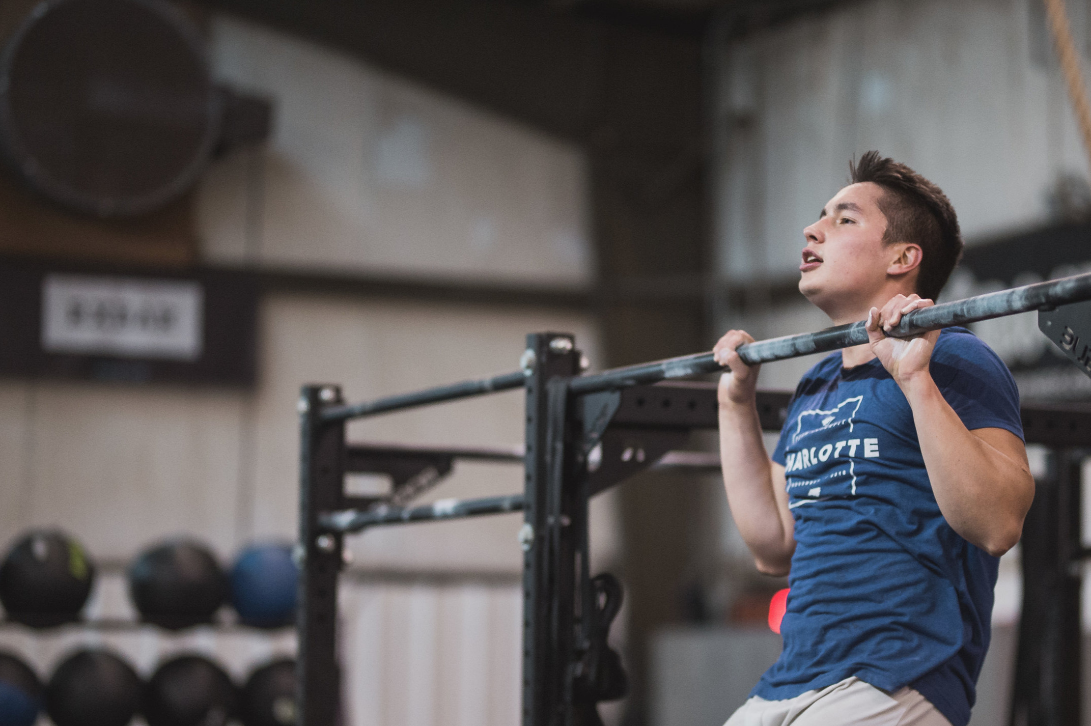 We should be having fun in the gym. - We believe endless repetitions of the same mindless exercises isn't a recipe for success. That's why every day in the gym challenges us with different movements and a variety of tests.