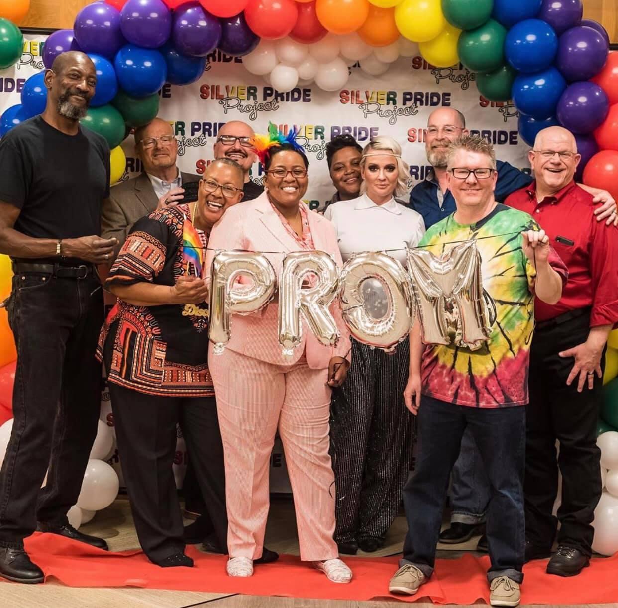 Silver Pride Project Senior Prom Event 2019