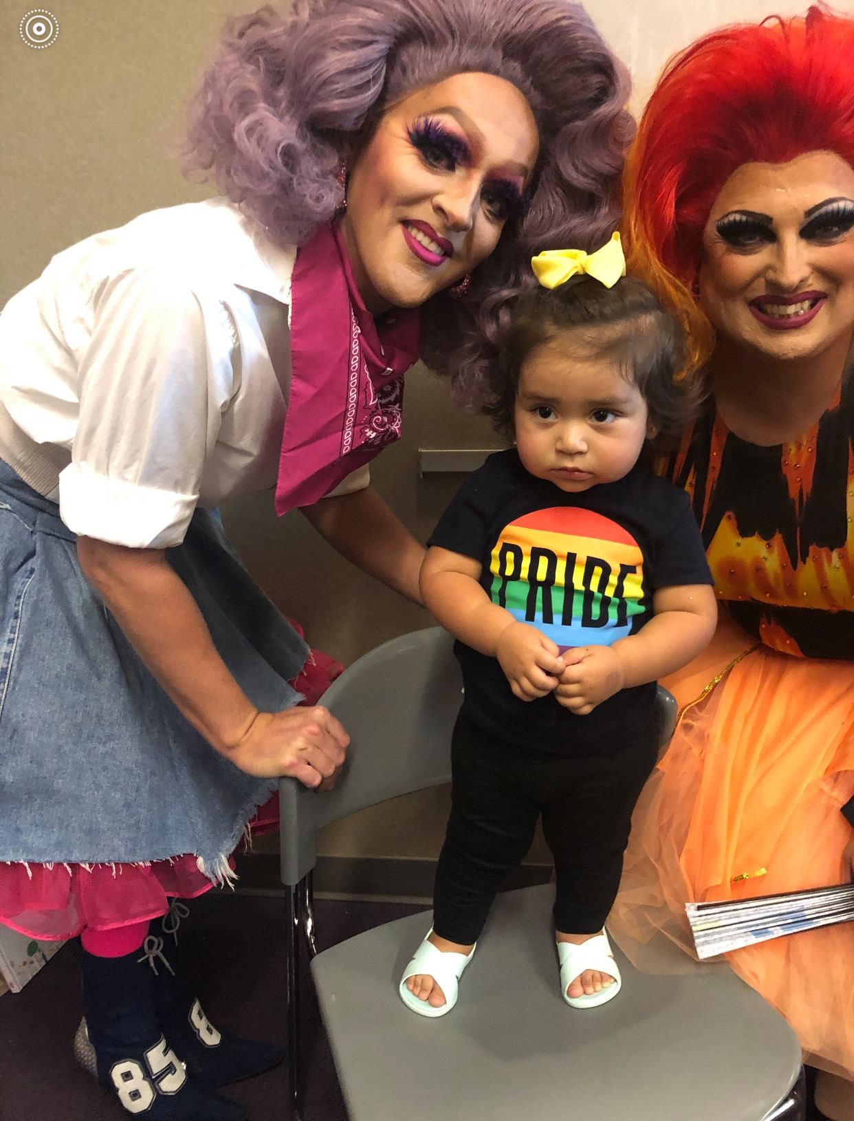 Tall Tales & High Heels, Drag Story Hour - July 2019
