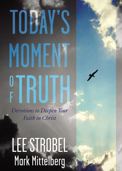 Today's Moment of Truth   180 Devotions to Deepen Your Faith in Christ   Amazon  /  Barnes & Noble  /  Christian Book