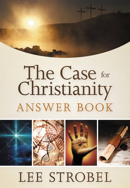 The Case for Christianity Answer Book   Succinct answers to real questions about Christianity.   Amazon  /  Barnes & Noble  /  Christian Book