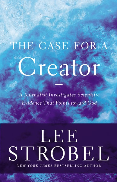 The Case for a Creator   A Journalist Investigates Scientific Evidence That Points Toward God.   Amazon  /  Barnes & Noble  /  Christian Book