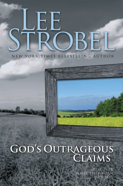 God's Outrageous Claims   Revolutionize your attitude, your character, your relationships, and your life.   Amazon  /  Barnes & Noble  /  Christian Book