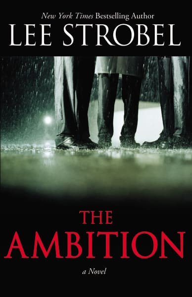 The Ambition   Lee's first novel — a thriller set in a megachurch, a struggling newspaper, and a corrupt courthouse.   Amazon  /  Barnes & Noble  /  Christian Book