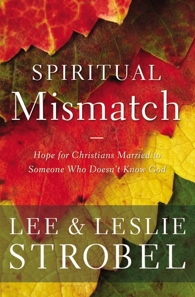 Surviving a Spiritual Mismatch   Hope for Christians Married to Someone Who Doesn't Know God.   Amazon  /  Barnes & Noble  /  Christian Book