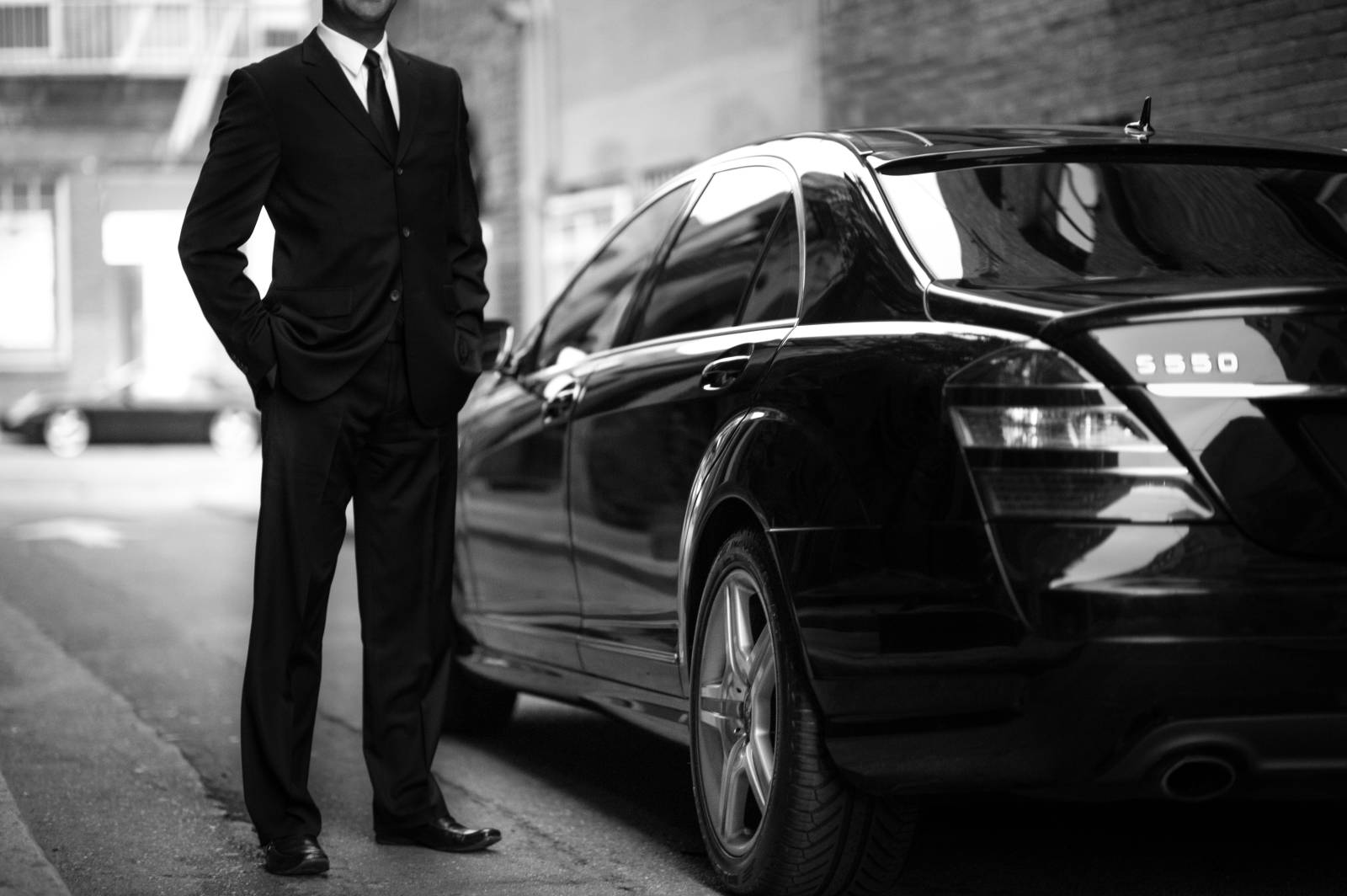 Private car service -