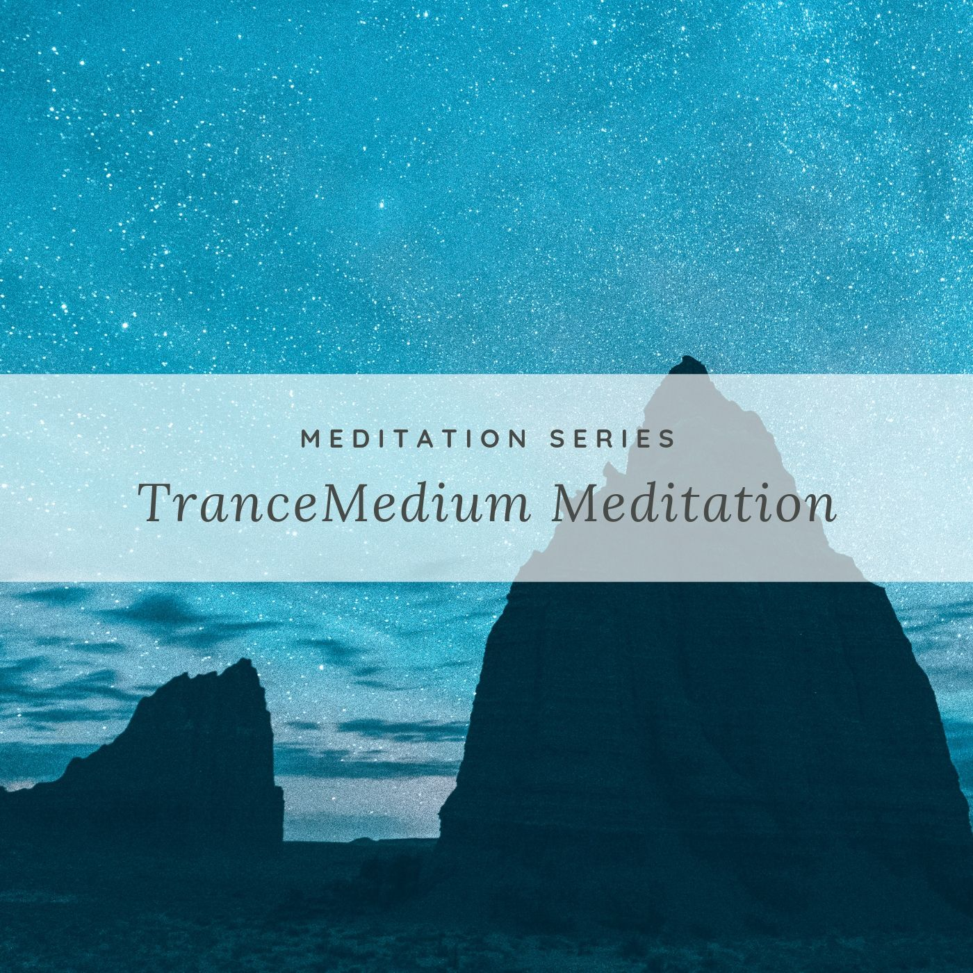 Night Sky with Mountains Meditation Program Cover.jpg