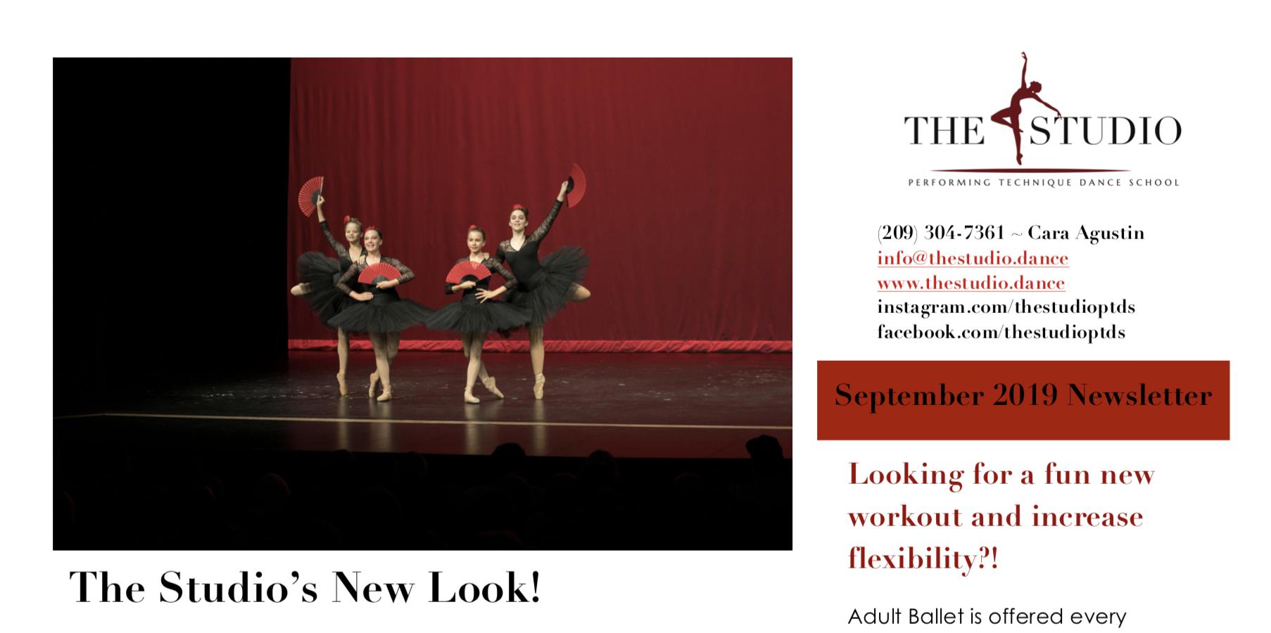 Click here to read the full September newsletter