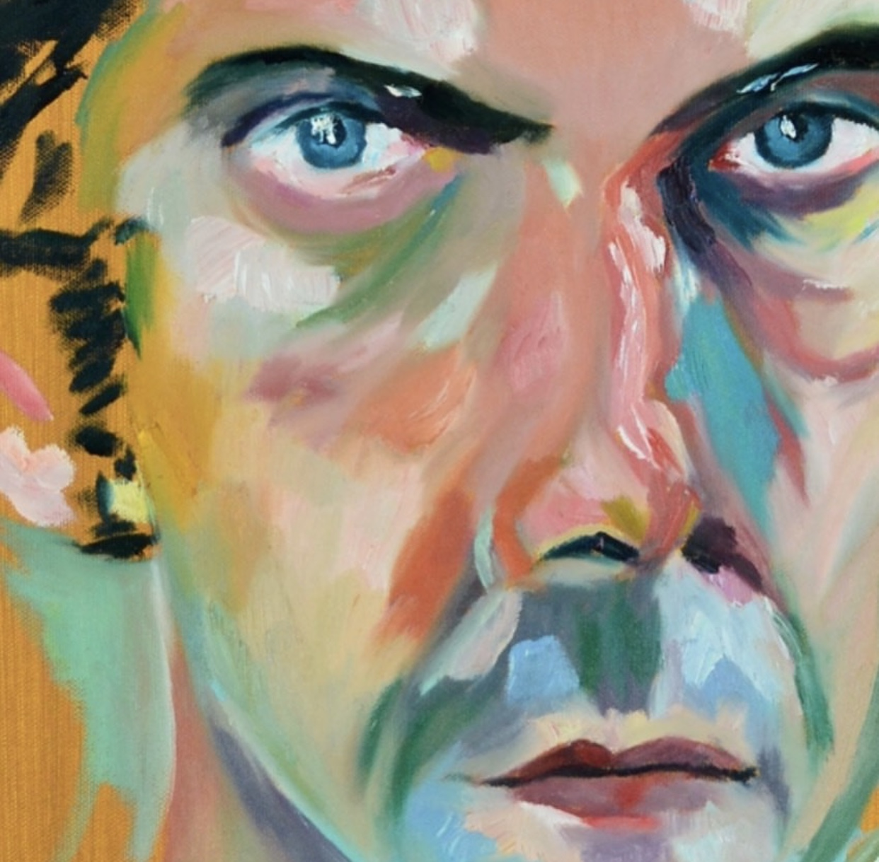 Portraits 2010 — Vern (detail)