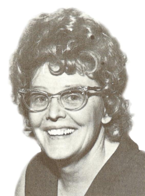 Betty McConville