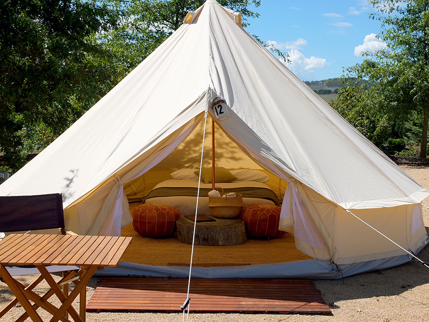 Glamping In The Garden Summer 2020 2021 Simple Pleasures Camping Co