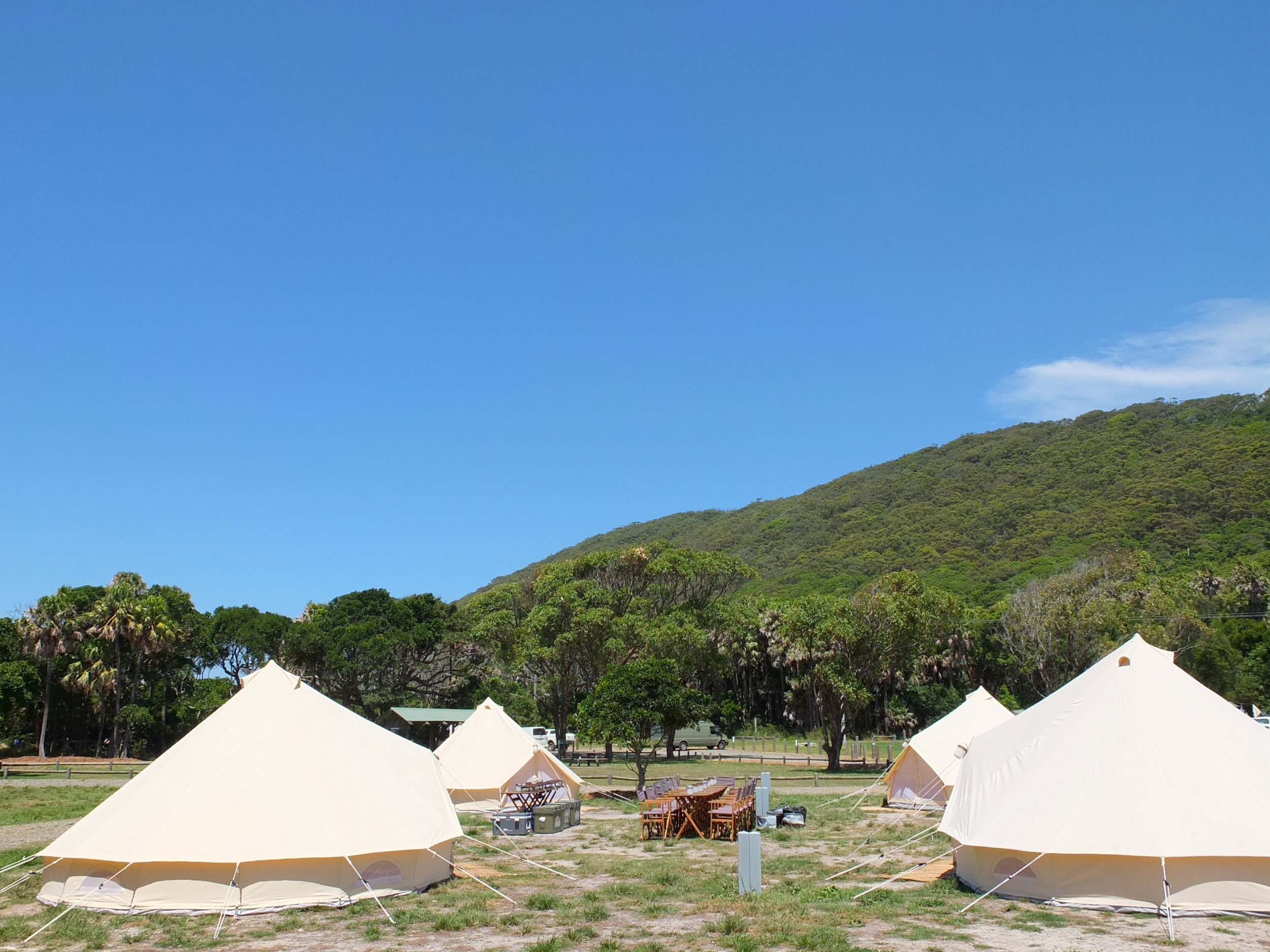Ruins Campground - Booti Booti National Park